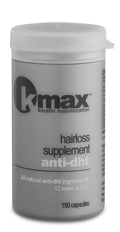 K-Max 1 flacon Anti-DHT 150 caps.
