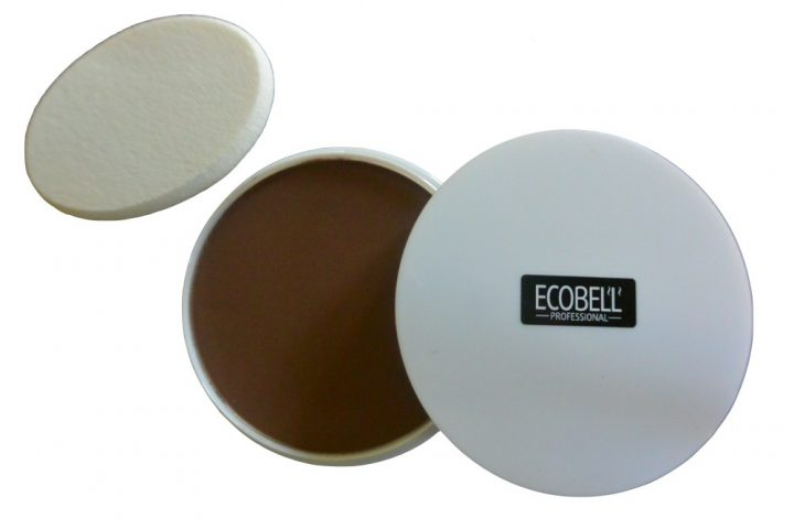 Ecobell Topical Shader 25 g, mascara capillaire résistant à l'eau