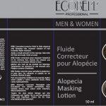Ecobell Fluide correcteur 50 G pour masquer l'alopécie