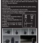 mode d'emploi vaporisateur Ecobell